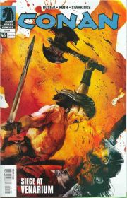 Conan #45 Dark Horse Comics US Import Busiek Returns!